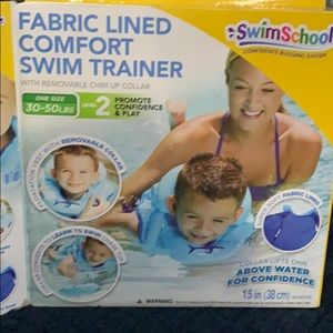 SwimSchool Accessories - Swim School Fabric Lined Comfort Swim Trainer Vest